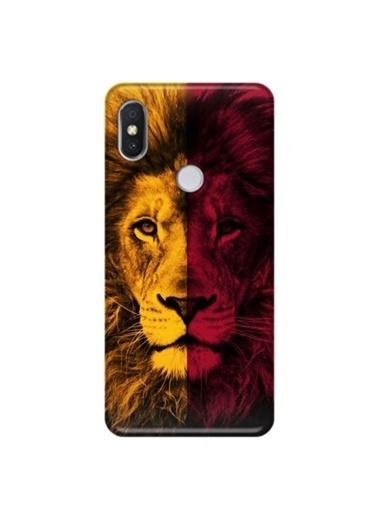 People's Cover Redmi S2 Baskılı Telefon Kılıfı Renkli
